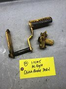 Simplicity Allis Chalmers Big 10 B-110 Tractor Clutch Brake Pedal Assembly