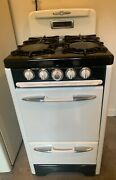 Vintage O'keefe And Merritt Apartment Size Stove - Works Great