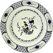 3 Wedgewood Volendam Lunch Or Salad Plates Georgetown Collection Discontinued