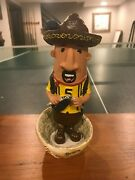 Chorizo Stitch N Pitch Milwaukee Brewers Bobblehead, Excellent Condition No Box.