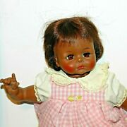 Madame Alexander Baby Pussy Cat African American Doll 14