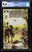 Walking Dead 2 Cgc Nm 9.4 White Pages 1st Lori And Carl