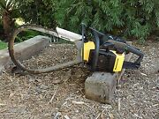 Vintage Mcculloch Pro Mac 610 Bow Saw Chainsaw - Very Rare Configuration
