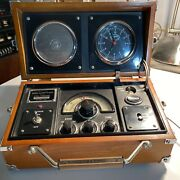 Working Spirit Of St. Louis S.o.s.l. Collection Portable Radio/alarm Clock