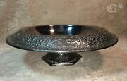 Antique Victorian Tray By Derby Co 1252 Silver Plate