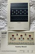 Vintage Smocking Plates Country Stencil And Patricia Jane Page 1982