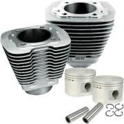 Sands Cycle 910-0179 3 1/2in. Bore Cylinder And Piston Kit - Natural