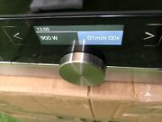 Siemens Be634lgs1b Iq700 21l Built-in Microwave With Grill - Stainless Steel