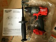 New Milwaukee 2804-20 M18 Fuel Hammer Drill / Driver Tool Only