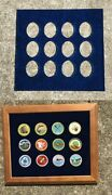 Picture Frame Acrylic Insert For Boy Scout Vintage Merit Badges For 8x10 Frame