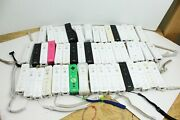 50 For Parts Untested Official Nintendo Wiimote Wii Controller Remote Lot Oem