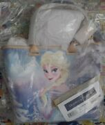 Disney Dooney And Bourke Frozen 2020 Tote Anna Elsa Arendelle New Sold Out
