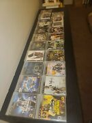 Playstation 3 Video Game Lot All Factory Sealed Ps3, 21 Video Games Total
