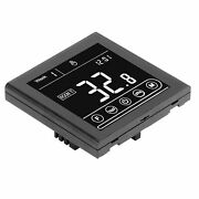 Digital Thermostats Electric Heating Thermostat With Lcd Touch Screen For App/