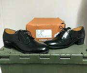 Gibson Womenand039s Black Leather Working Shoes Size 260 M = Uk 7 Med Genuine British