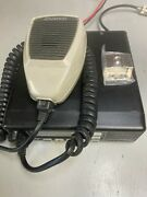 Kenwood Tk-6110-2 35-50 Mhz Low Band Two Way Radio Tested In Great Condition.