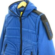 Moncler Genius 19ss Craig Green Apex Down Blousons Jacket Blue About Used