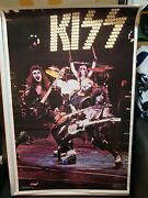 Kiss Alive Poster 1975 Boutwell