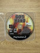 God Hand - Tested And Working See Pics Used Disc Only - Playstation 2 Ps2