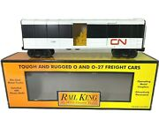 30-74434 Mth Canadian National 1309 Rounded Roof Box Car W/generator