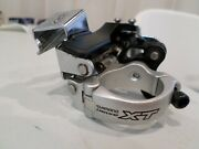 Shimano Deore Xt Front Derailleur Fd-m760a Triple For Three Sprockets 34.9