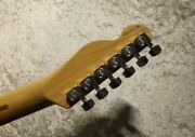 Fender Used Usa American Standard Telecaster Maple Fingerboard Olympic Wh X-15