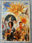 Tears For Fears Postcard Signed Autographed Curt Smith