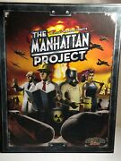 The Manhattan Project Board Game Minion Games Worker Placement