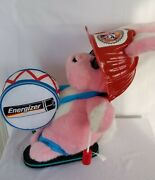 Energizer Bunny Firefighter Limited Edition Plush Large 20 Inches Tall