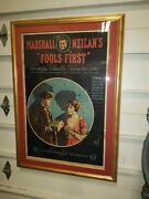 Fool's First / Claire Windsor / 1922 / Marshall Neilan / Movie Poster/ Rare