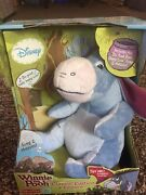 Fisher-price Classic Edition Winnie The Pooh Collectible Plush - Eeyore