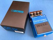 Boss Cp-1x Compressor Andbull Mint And Perfect In The Box Andbull Free Ship