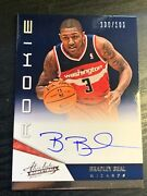2012 Panini Absolute Bradley Beal Auto /199 157 Rc Wizards 2012-13 Basketball