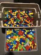 Lego Duplo 2lbs Bulk Lot Various Bricks And Pieces Buy More And Save