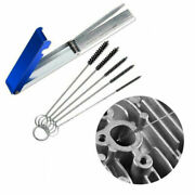 Motorcycle Parts Carburetor Carbon Dirt Jet Remove Cleaning Needles Brushes Tool