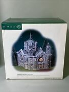 Dept 56 Christmas In City - Rare- Cathedral Of St. Paul 58930 Retired 2005