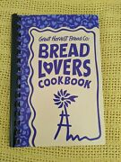 Vintage Great Harvest Bread Co Bread Lovers Cookbook 1999 W/ Free Bread Coupons