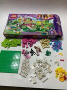 Lego Friends Heartlake Dog Show 3942 Complete With Box Preowned