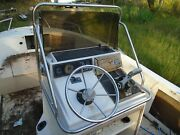 Wellcraft V-18 Boat Center Console Stainless Steel Hand Rail V-20