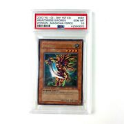 Psa 10 Yugioh Amazoness Swords Woman Mfc-061 1st Edition Magicianand039s Force Ultra