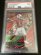 2019 Kyler Murray Select Red Prizm Rookie Rc /49 Colour Match Psa 9 Field Level