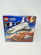 Lego Mars Research Shuttle City Space Port 60226 Brand New Sealed