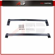2x For 03-11 Honda Element Roof Rack Cross Bars Bolt-on To Hole Carrier Top