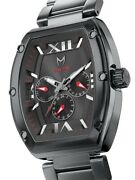 Mens Watches - Mstr - Major - Stainless Steel In Box