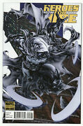 Heroes For Hire 5 - Variant Cover Modern Age 2011 - 9.0