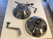 Magma Marine Stainless Steel Propane Bbq Grill W/pole Mountandbag Missing Parts