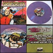 """Fat Music For Wrecked People 10"""" Vinyl 212 Wreck-punk Nofx Cokie The Clown Pears"""