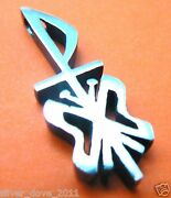 Thick James Avery Rare Pax Cross Pendant With Butterfly 1.5 Long 8.12 Grams