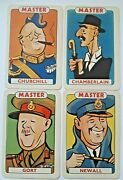 Vintage Playing Cards Pepys Card Game Victory With Rules And Box 1939 Ww2 Ww11
