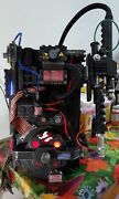 Ghostbusters Proton Pack Spirit Version Detailed And Modified W/ Full Sized Wand